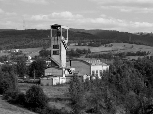 Combes Mines (La Ricamarie, France) (2)