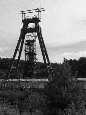 Sainte-Fontaine Mines (Freyming-Merlebach, France)